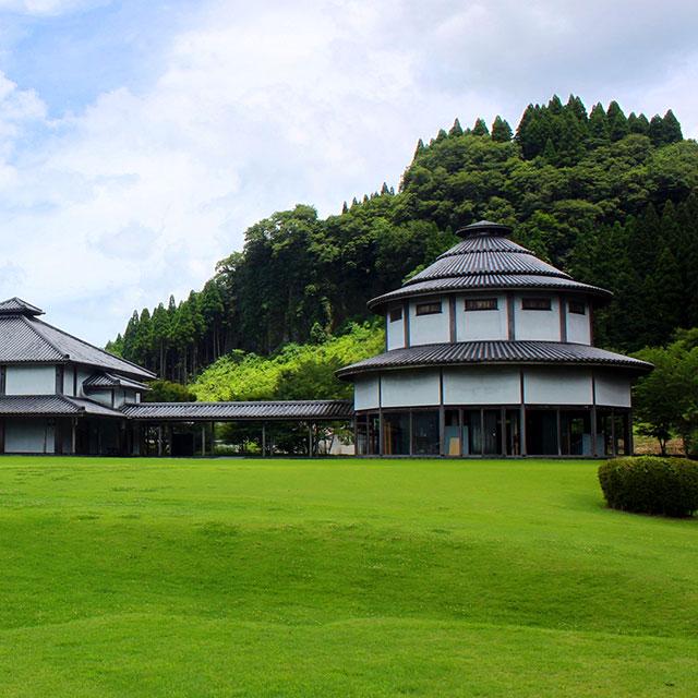 清和文楽館