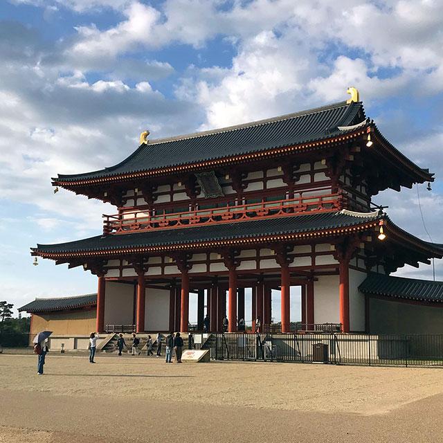 平城京跡歴史公園